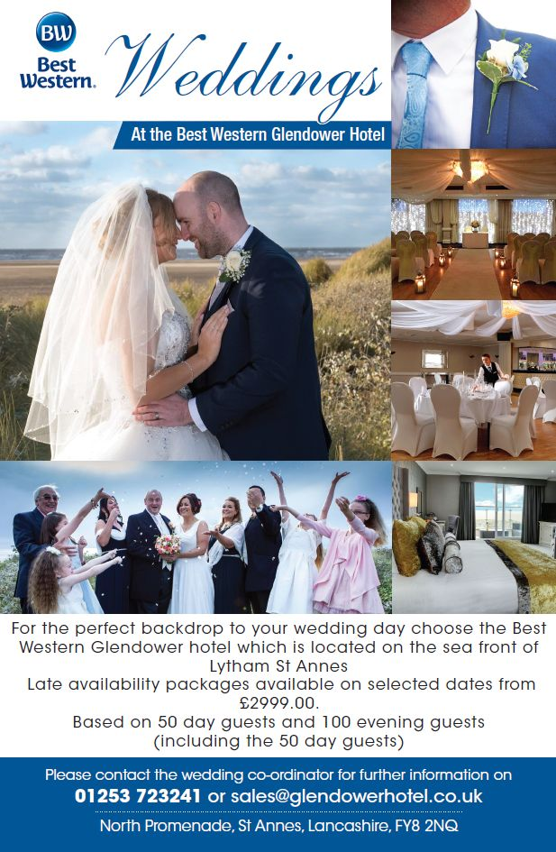 Weddings at the Glendower Hotel