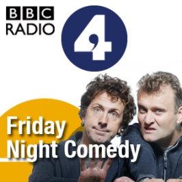 Friday Night funnies with Sandi Toksvig - fabulous!