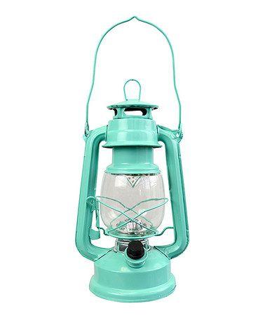 Another great find on #zulily! Teal Lantern #zulilyfinds
