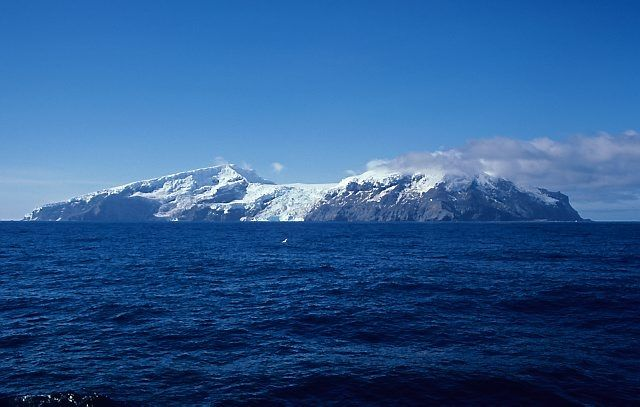 3. Bouvet Island. South Atlantic Ocean | 10 Most Remote Places to Live on Earth | EarthTripper| Page 1
