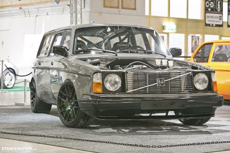 Beautiful Tuned Volvo Estate