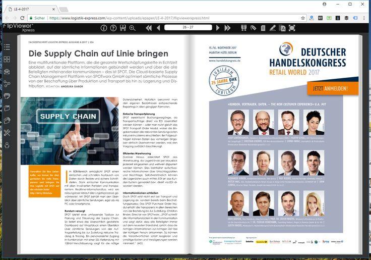 Die Supply Chain auf Linie bringen - https://www.logistik-express.com/die-supply-chain-auf-linie-bringen/