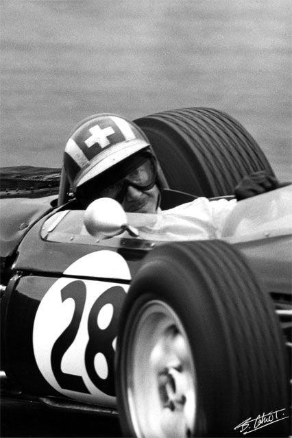 Siffert 1965 Holland - Brabham BT11 -