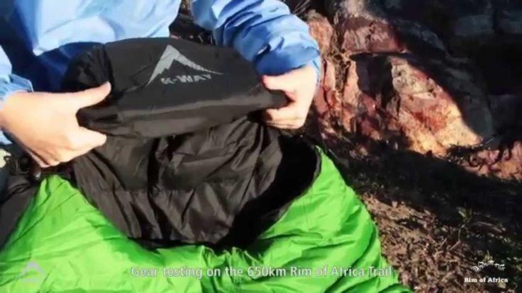 K-Way Killimanjaro 2 Thermashift Sleeping Bag