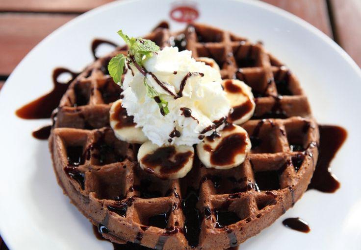 Brownies vafle