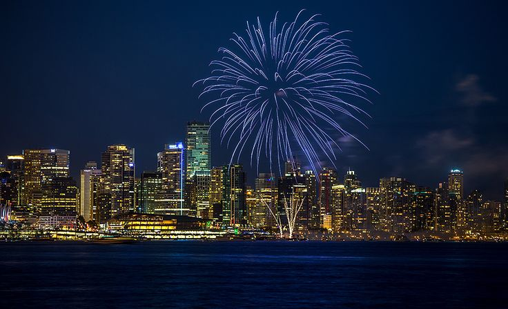 Canada Day Fireworks, Vancouver 2013 | por PIERRE LECLERC PHOTO