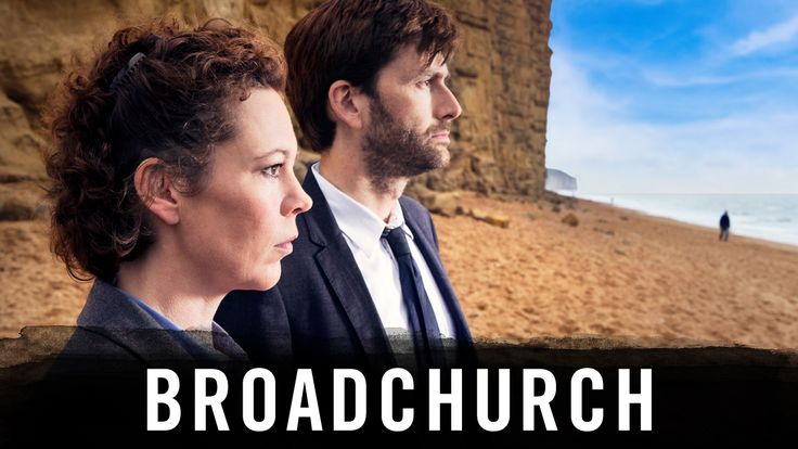 Broadchurch - 8-episode BBC series about how the murder of a boy affects a small town in England, with David Tennant as the detective! Highly praised by the Dallas Morning News and many other critics.