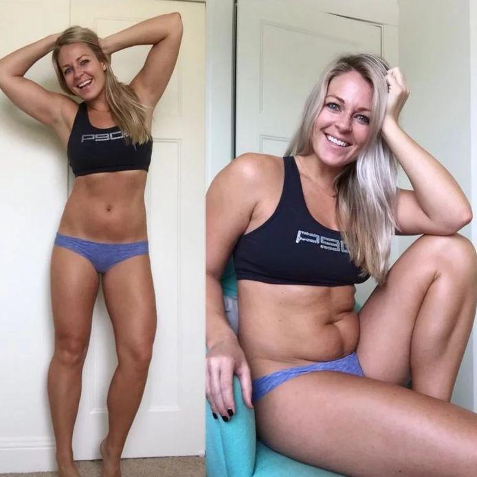 #Modelo #fitness revela la verdad detrás de muchas fotos en #Instagram