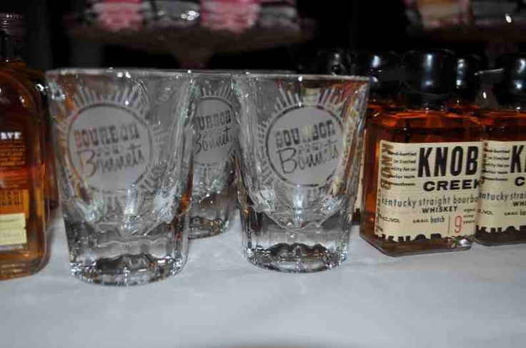 party favors from our coed baby shower custom shot glasses and