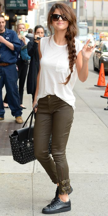8 Times Selena Gomez' Style were Goals for a College Girl | Her Campus