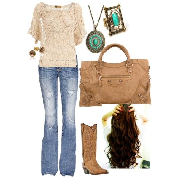 """""""a Little touch of Country"""" by a-mcleod on Polyvore"""