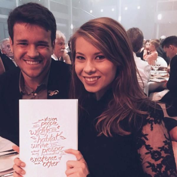 "Bindi Irwin and Boyfriend Chandler Powell Honor the Late Steve Irwin at Annual Gala: ""His Legacy Will Live on Forever"""