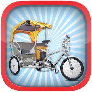 AppaRum: Tuk Tuk Auto Rickshaw Race Reskin Package