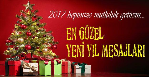 Yeni yıl mesajları 2017 en güzel yılbaşı resimli SMS sözleri