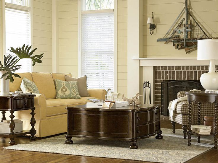 Universal Furniture | Paula Deen River House Welcomes The Bustling  Activities Of Real Family Life