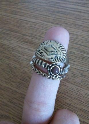 Kupuj mé předměty na #vinted http://www.vinted.cz/doplnky/prsteny/12747480-sada-3-prstenu-ze-sixu-nove