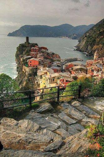 Cinq Terre in Italy