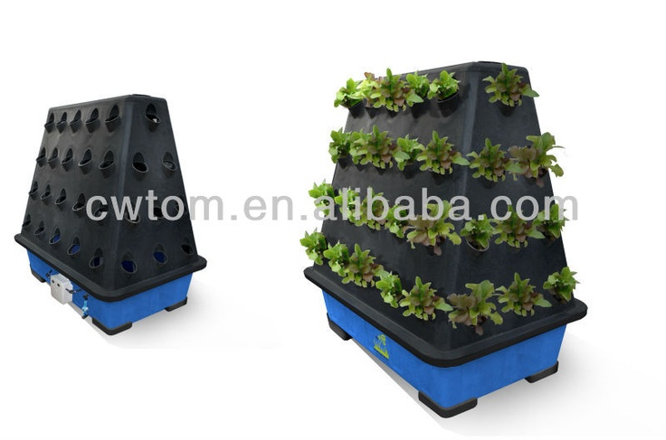 how to build an aeroponic growing system