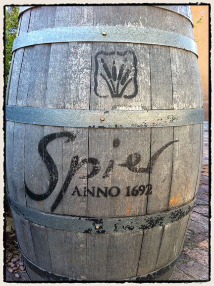 One of the oldest wineries in South Africa, Spier dates back to 1692!