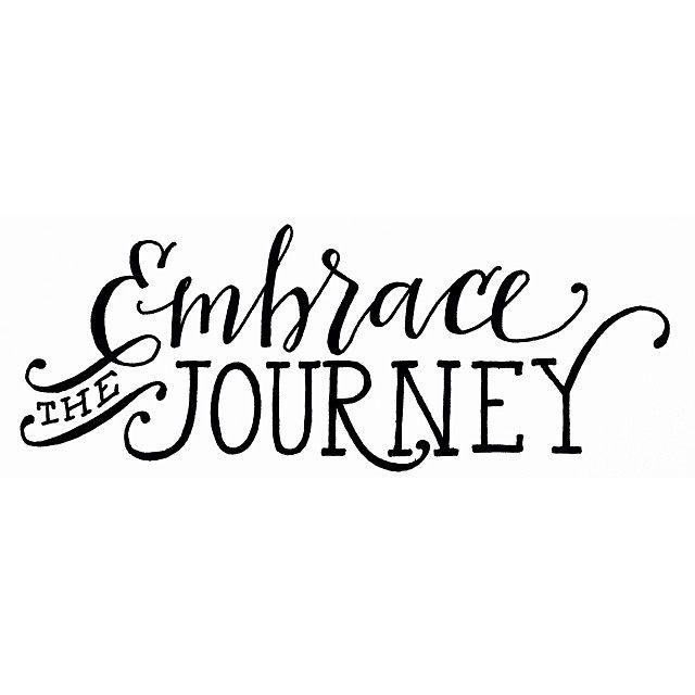 Image result for embrace the journey