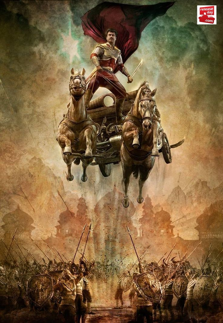 Rajinikanth Strikes Back With #Kochadaiiyaan   Exclusive pOster and Official Trailer here http://blog.releaseday.com/videos/rajinikanth-strikes-kochadaiiyaan/