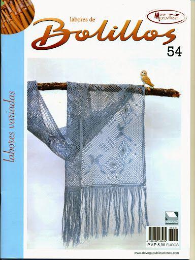 BOLILLOS Nº 54 - Jana Capdevi - Picasa Albums Web