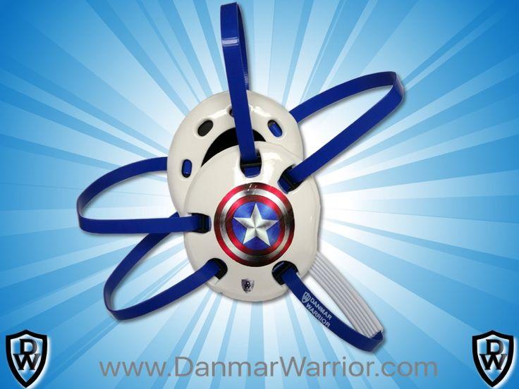 Captain America Wrestling Headgear