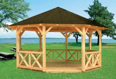 39 best images about kiosque de jardin on pinterest picnics promotion and ps - Parasol double pente ...
