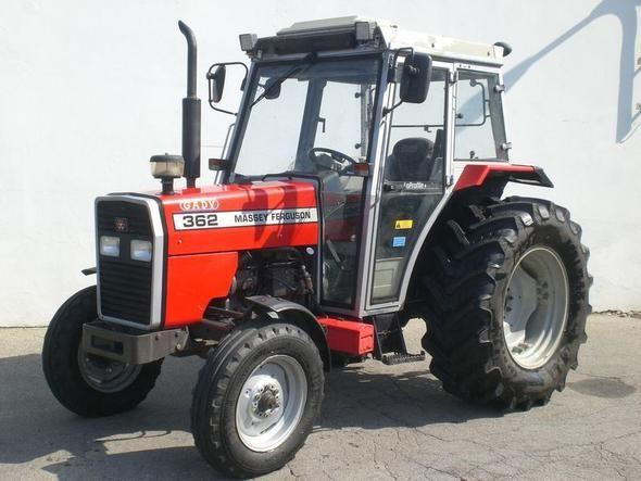 Massey Ferguson 362 365 375 383 390 390t 398 Tractor Shop Service Repair Manualdownload Pdf Repair Manuals Tractors Tractor Photos