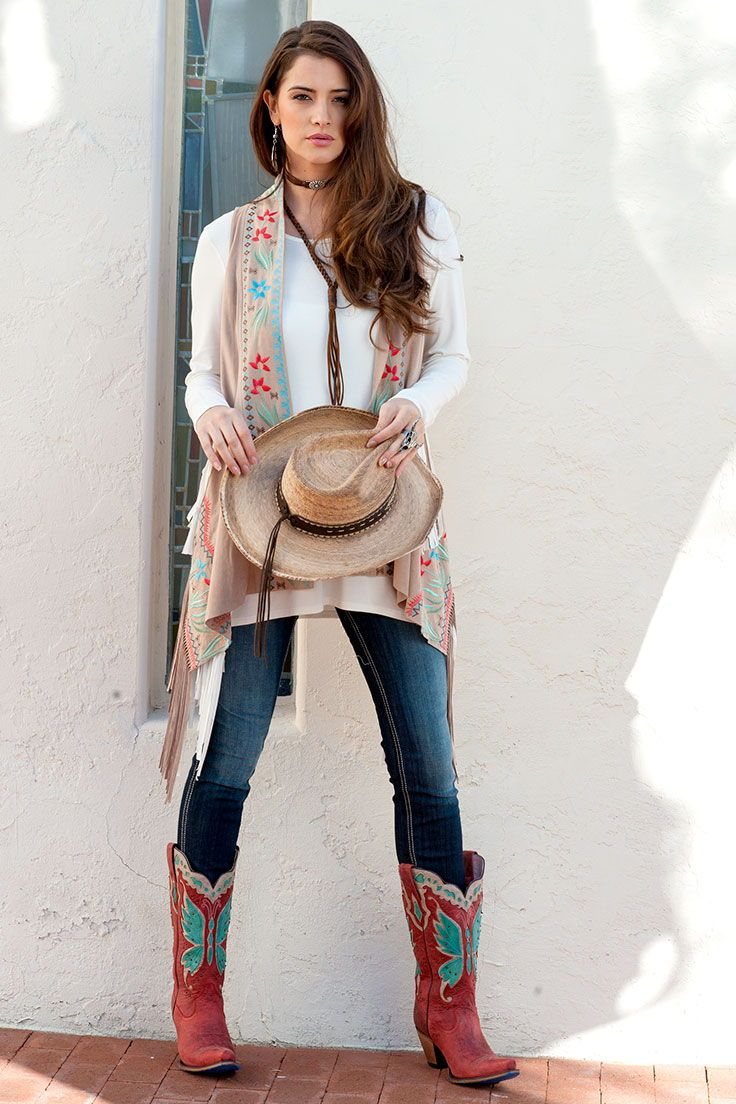 Cowgirl Boots Fashion