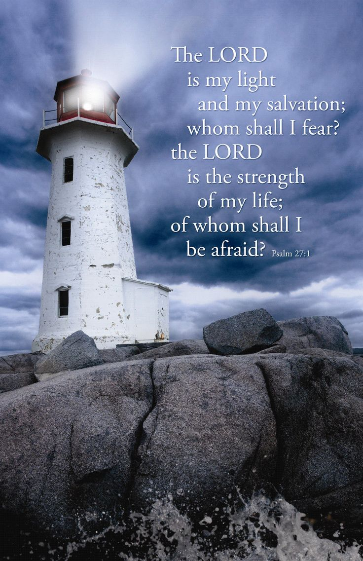 Psalm 27:1 (1611 KJV !!!!) YOU MAY SEE THIS VERSE SEVERAL TIMES, BUT THIS IS ONE OF MY FAVORITES !!!!