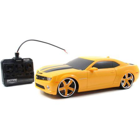 1:16 Radio-Controlled 2010 Chevy Camaro SS, Multicolor