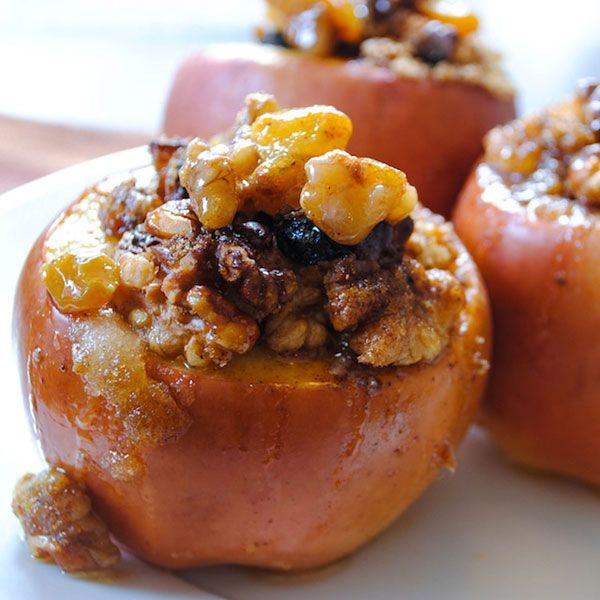 11 Swoon-Worthy Ways To Eat A Whole Baked Apple For