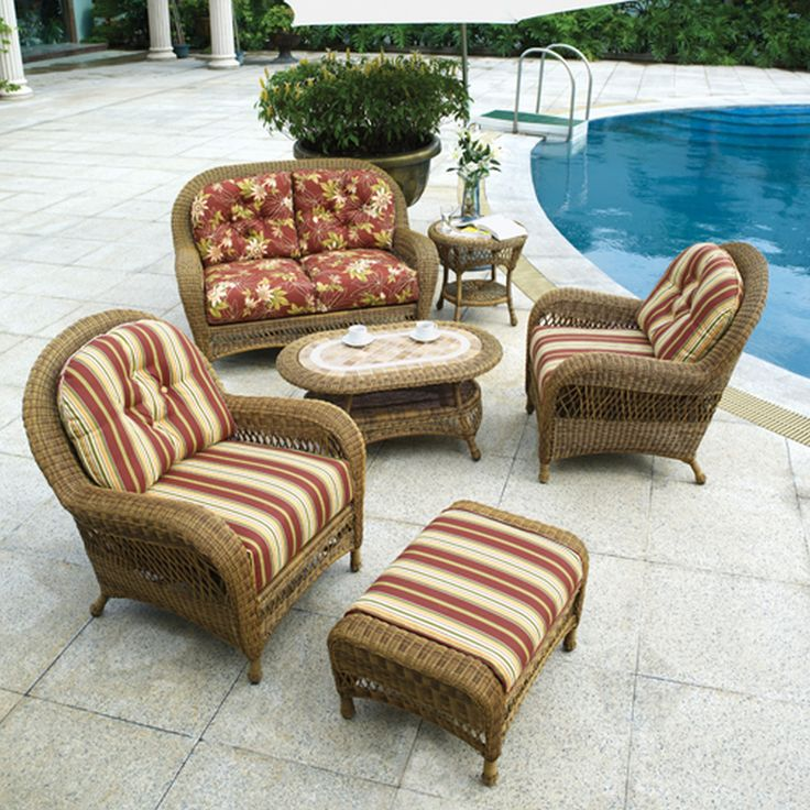 Sunbrella Cushions for Outdoor Furniture - Best Paint for Wood Furniture Check more at http://cacophonouscreations.com/sunbrella-cushions-for-outdoor-furniture/