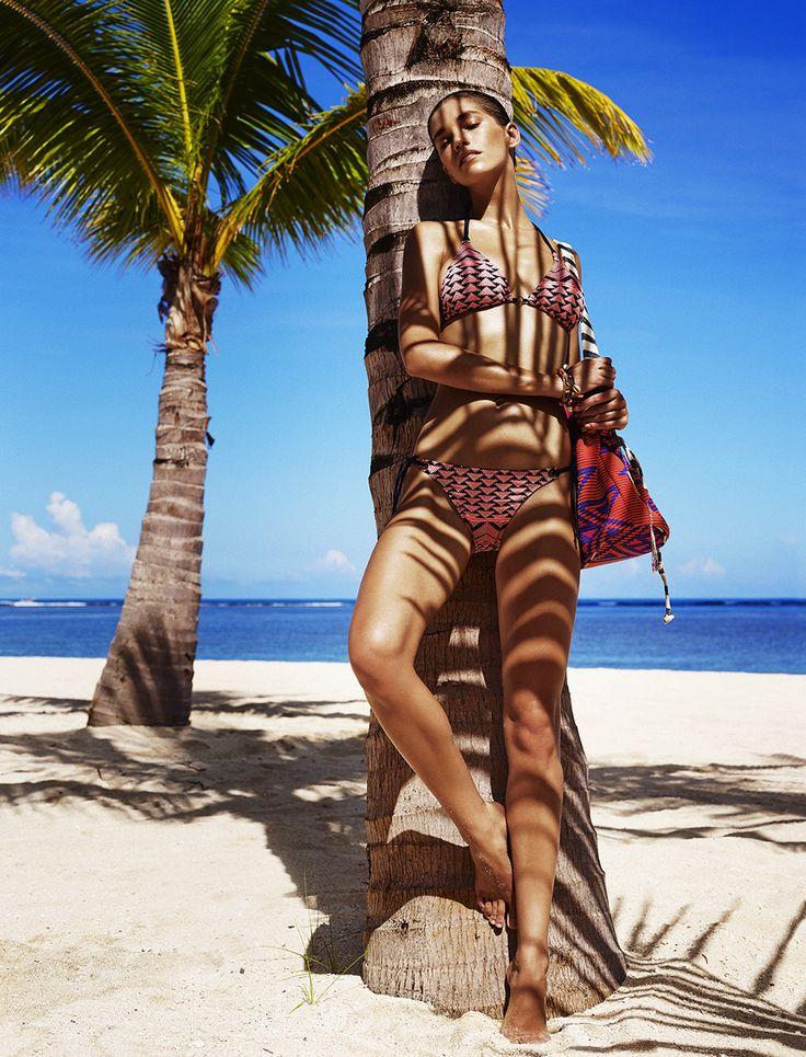 Reserved Swimsuit Summer 2016 #bikini#palms#beach