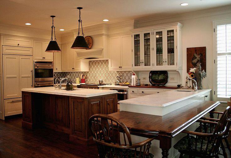Die 9 besten Ideen zu kitchen islands auf Pinterest   Inselküche ...