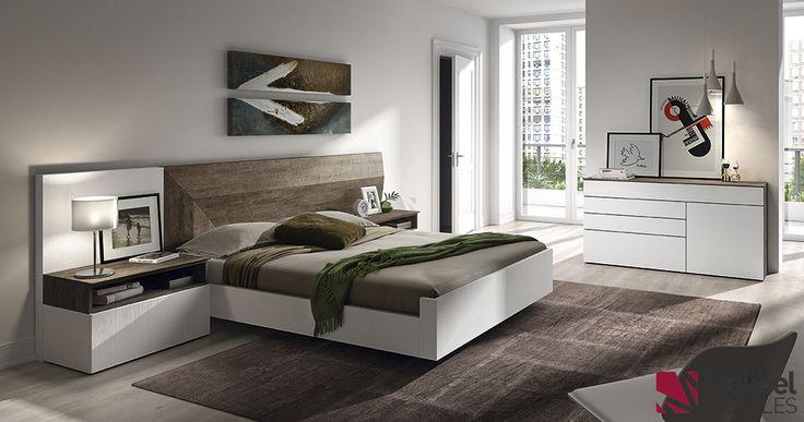 Armarios a medida | Fabricación de mobiliario moderno | Dormitorios de matrimonio, habitaciones juveniles y comedores modernos | Muebles MELIBEL | Muebles Alcorisa |