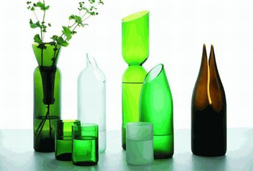 Reuse Of Old Bottles To Beautify Your Interiors - Homeqn