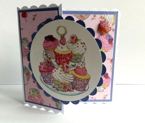 Meet Siobhan Harrison the Illustrator Behind Dovecraft Cupcake Boutique - Trimcraft
