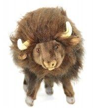 Bison Plush Toy Hansa Creations   www.minizoo.com.au