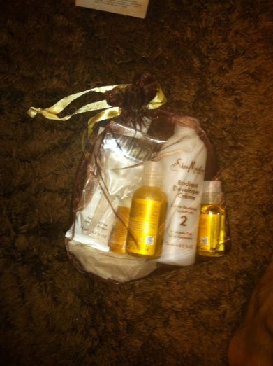 SheaMoisture Ammonia-Free Hair Color System - Natural Hair Rules!!!