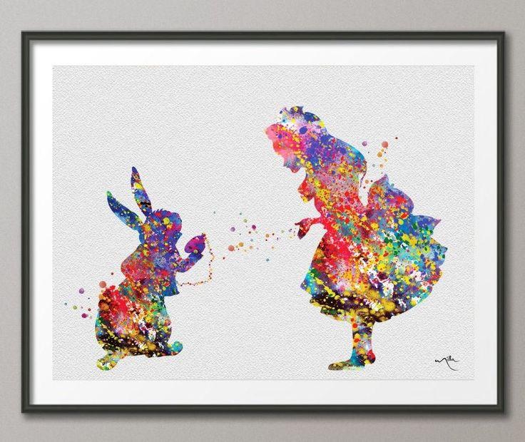 Alice au Pays des Merveilles par CocoMilla