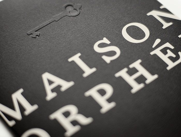 125 Best Images About Blind Embossing On Pinterest Logo Branding Logos And Fashion