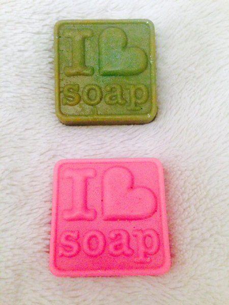 I love soaps