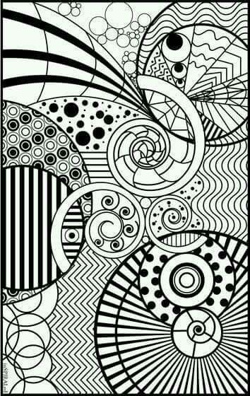 Best 91 Mandalas ideas on Pinterest | Coloring books, Colouring ...