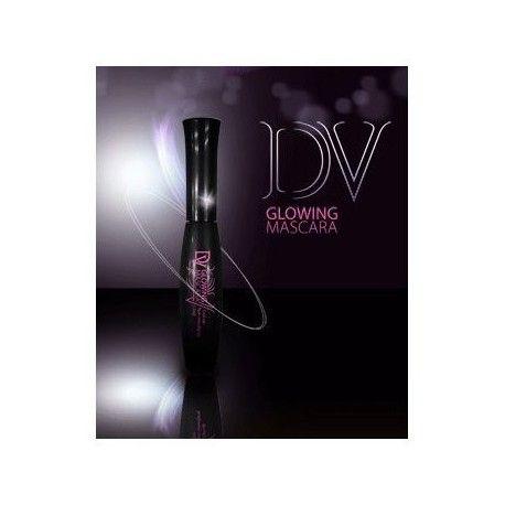 DV Glowing mascara Staat  Nieuw  Deze mascara mag gebruikt worden met wimperextensions en is olie vrij.