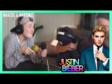 Marcus og Martinus om Justin Bieber | NRK Skolefri - YouTube
