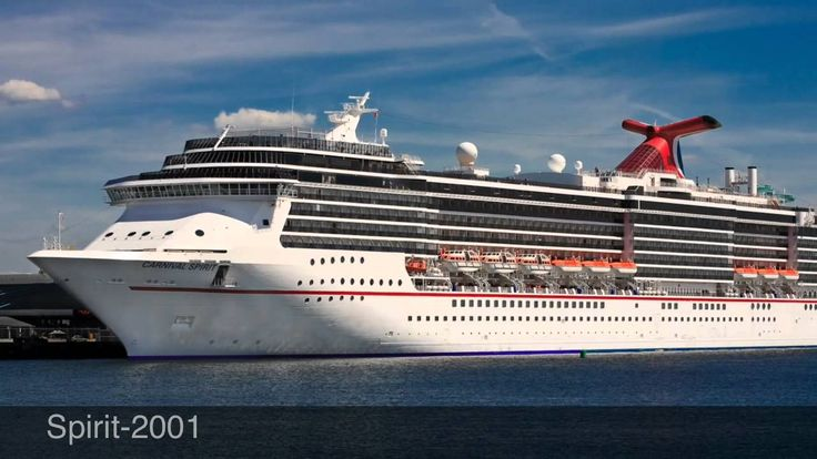 """Carnival Cruise Lines """"Fun Ships"""" Level One Vacation Package: 25 Vacations, 5…"""