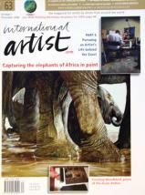 Review: International Artist Magazine: Artist's magazines: International Artist