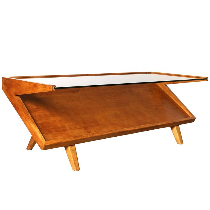 Mid Century Coffee Table John Keal For Brown Saltman At: 17 Best Ideas About Mid Century Coffee Table On Pinterest